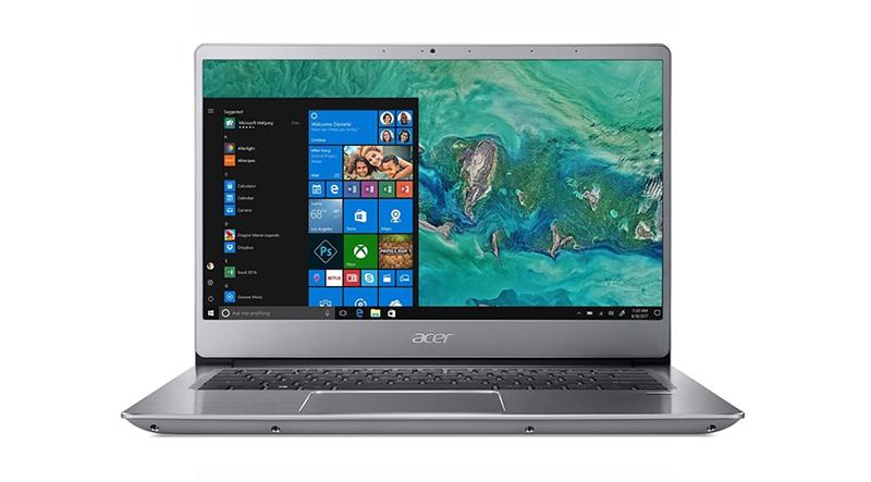 Máy tính xách tay Acer Swift 3 SF314-56-50AZ NX.H4CSV.008