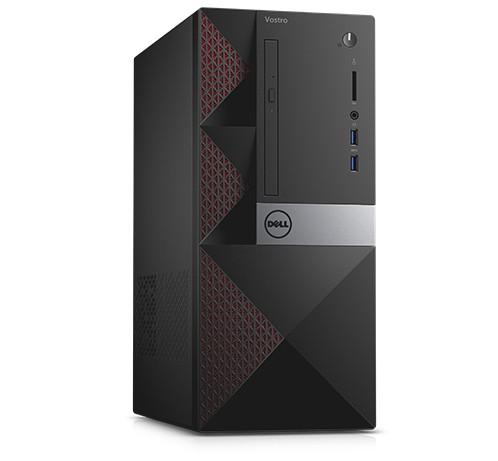 Máy tính để bàn (PC) Dell™ Vostro3670MT Mini Tower Desktop PC - 70157885