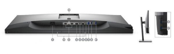 Màn hình máy tính Dell UltraSharp U2917W 29 inch 21:9