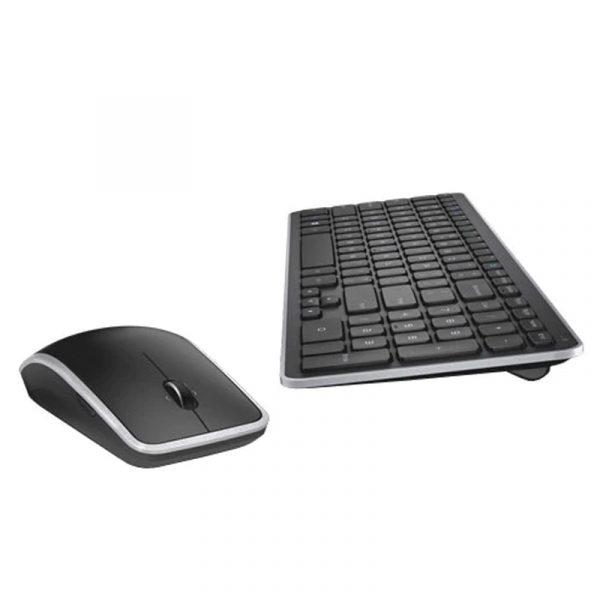 Bộ bàn phím chuột không dây Dell KM714