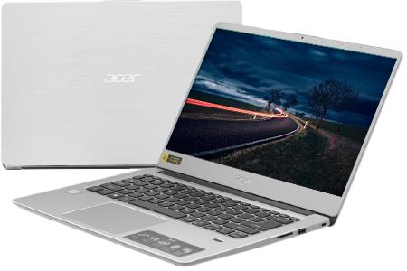 Máy tính xách tay Acer Swift 3 SF314 41 R8VS R5 3500U/4GB/256GB/Win10 (NX.HFDSV.002)