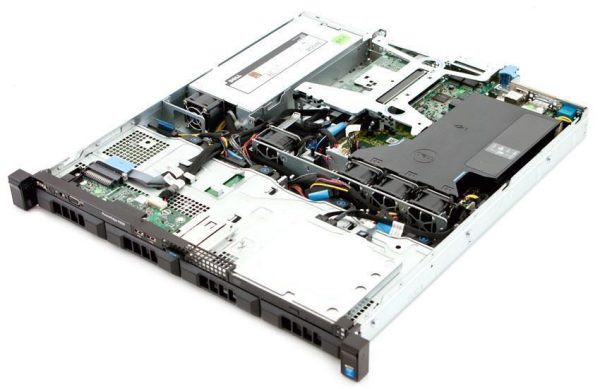 Máy chủ Dell PowerEdge R240 Server (Chassis 4x3.5